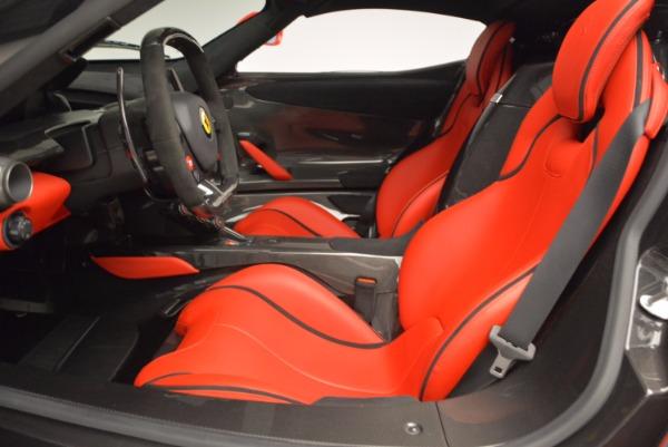 Used 2015 Ferrari LaFerrari for sale Sold at Bugatti of Greenwich in Greenwich CT 06830 14