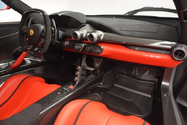 Used 2015 Ferrari LaFerrari for sale Sold at Bugatti of Greenwich in Greenwich CT 06830 16