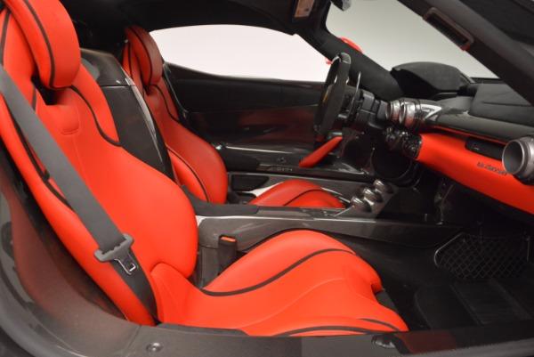 Used 2015 Ferrari LaFerrari for sale Sold at Bugatti of Greenwich in Greenwich CT 06830 17