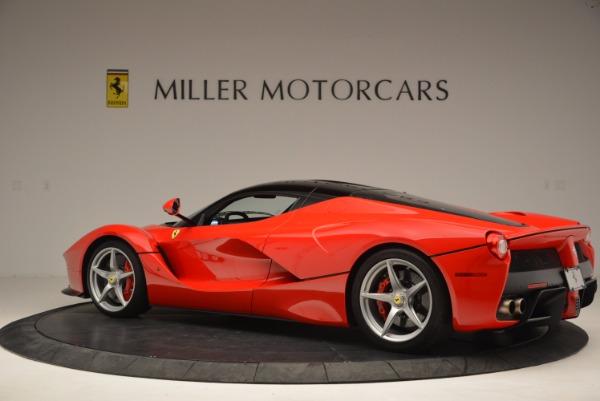 Used 2015 Ferrari LaFerrari for sale Sold at Bugatti of Greenwich in Greenwich CT 06830 4