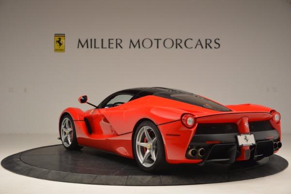 Used 2015 Ferrari LaFerrari for sale Sold at Bugatti of Greenwich in Greenwich CT 06830 5