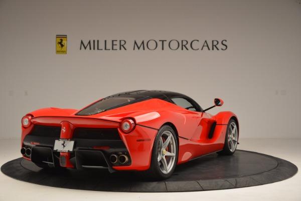 Used 2015 Ferrari LaFerrari for sale Sold at Bugatti of Greenwich in Greenwich CT 06830 7