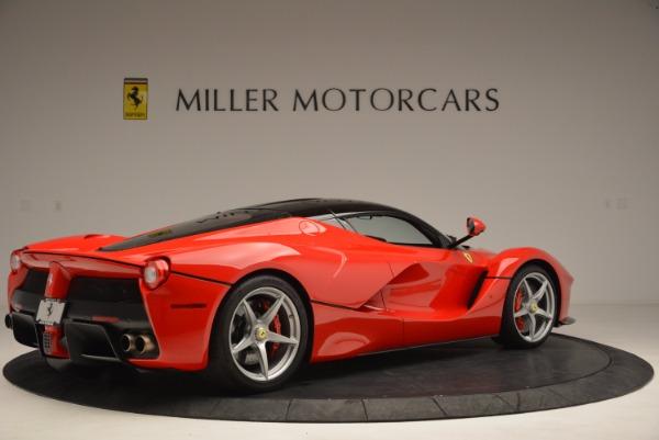 Used 2015 Ferrari LaFerrari for sale Sold at Bugatti of Greenwich in Greenwich CT 06830 8