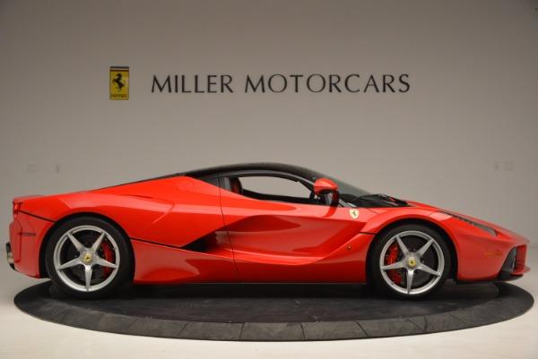 Used 2015 Ferrari LaFerrari for sale Sold at Bugatti of Greenwich in Greenwich CT 06830 9