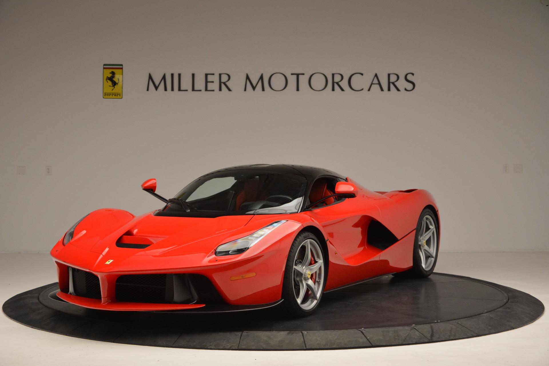 Used 2015 Ferrari LaFerrari for sale Sold at Bugatti of Greenwich in Greenwich CT 06830 1