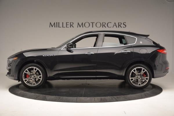 New 2017 Maserati Levante for sale Sold at Bugatti of Greenwich in Greenwich CT 06830 3