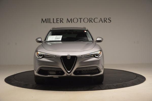 New 2018 Alfa Romeo Stelvio Ti Q4 for sale Sold at Bugatti of Greenwich in Greenwich CT 06830 12