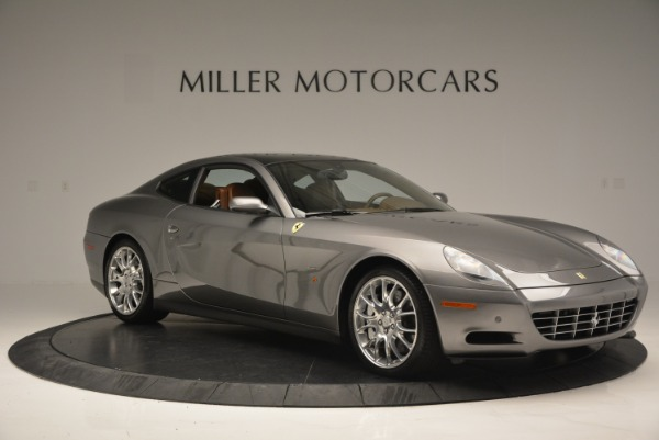 Used 2009 Ferrari 612 Scaglietti OTO for sale Sold at Bugatti of Greenwich in Greenwich CT 06830 10