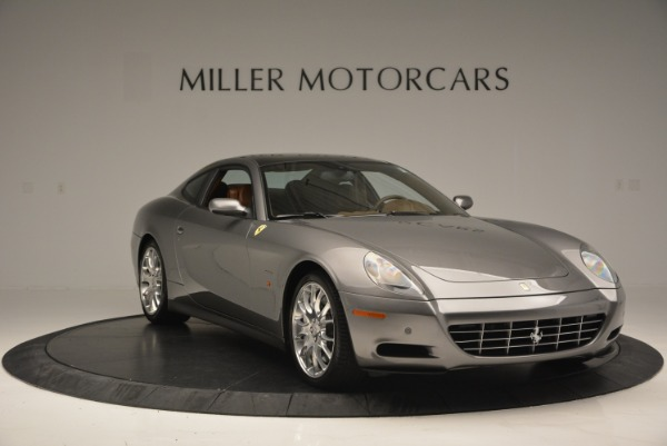 Used 2009 Ferrari 612 Scaglietti OTO for sale Sold at Bugatti of Greenwich in Greenwich CT 06830 11