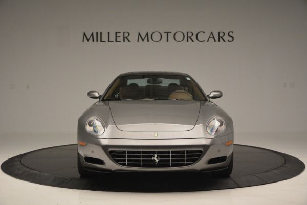 Used 2009 Ferrari 612 Scaglietti OTO for sale Sold at Bugatti of Greenwich in Greenwich CT 06830 12