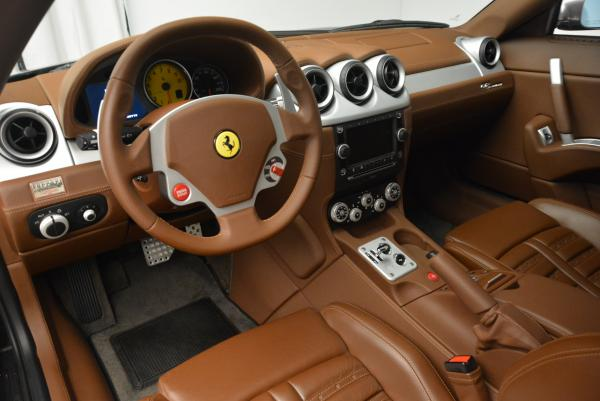 Used 2009 Ferrari 612 Scaglietti OTO for sale Sold at Bugatti of Greenwich in Greenwich CT 06830 13