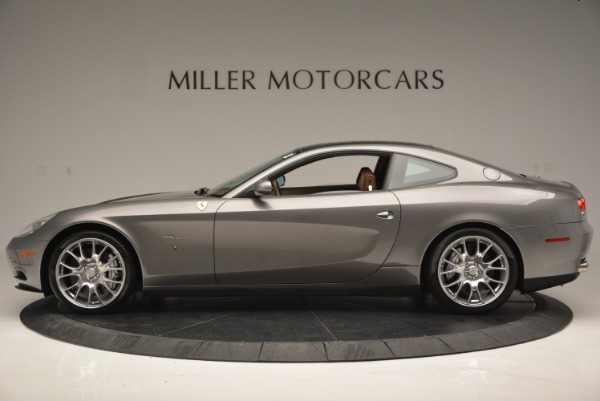 Used 2009 Ferrari 612 Scaglietti OTO for sale Sold at Bugatti of Greenwich in Greenwich CT 06830 3