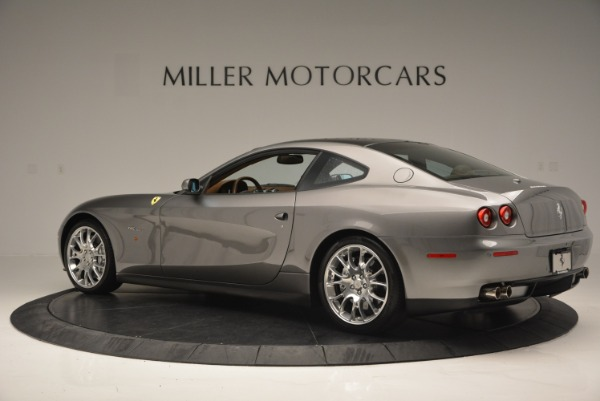 Used 2009 Ferrari 612 Scaglietti OTO for sale Sold at Bugatti of Greenwich in Greenwich CT 06830 4