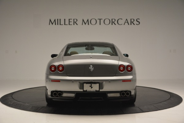Used 2009 Ferrari 612 Scaglietti OTO for sale Sold at Bugatti of Greenwich in Greenwich CT 06830 6