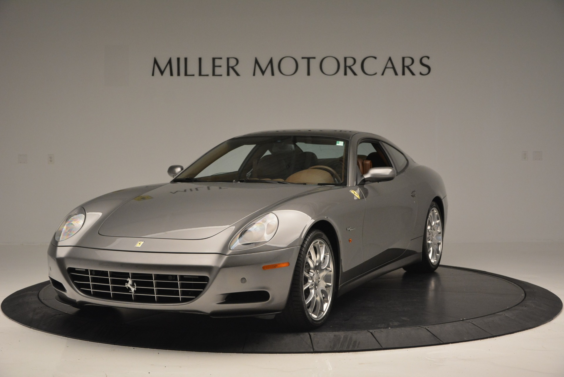 Used 2009 Ferrari 612 Scaglietti OTO for sale Sold at Bugatti of Greenwich in Greenwich CT 06830 1