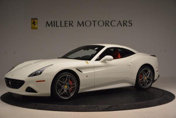 Used 2017 Ferrari California T for sale Sold at Bugatti of Greenwich in Greenwich CT 06830 14