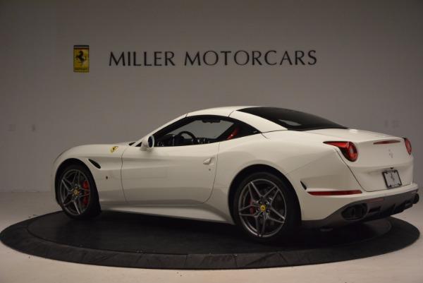Used 2017 Ferrari California T for sale Sold at Bugatti of Greenwich in Greenwich CT 06830 16