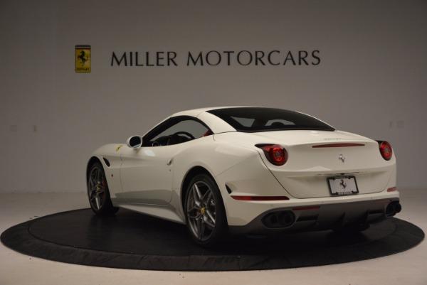 Used 2017 Ferrari California T for sale Sold at Bugatti of Greenwich in Greenwich CT 06830 17