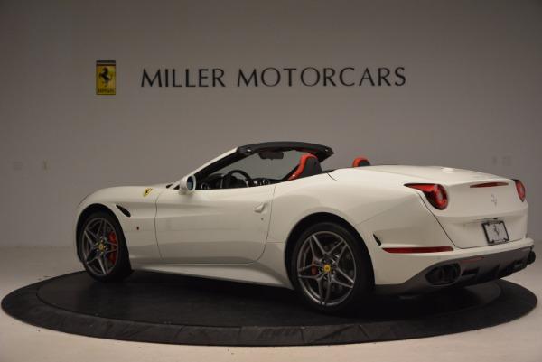 Used 2017 Ferrari California T for sale Sold at Bugatti of Greenwich in Greenwich CT 06830 4