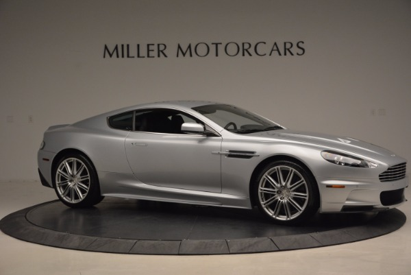 Used 2009 Aston Martin DBS for sale Sold at Bugatti of Greenwich in Greenwich CT 06830 10
