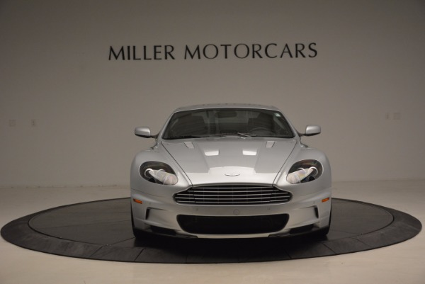 Used 2009 Aston Martin DBS for sale Sold at Bugatti of Greenwich in Greenwich CT 06830 12
