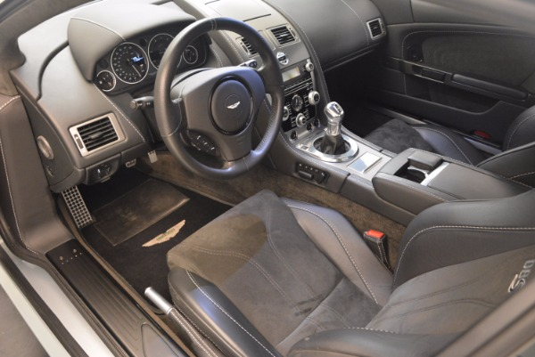 Used 2009 Aston Martin DBS for sale Sold at Bugatti of Greenwich in Greenwich CT 06830 14