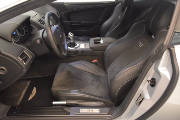 Used 2009 Aston Martin DBS for sale Sold at Bugatti of Greenwich in Greenwich CT 06830 16
