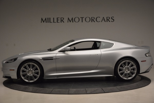 Used 2009 Aston Martin DBS for sale Sold at Bugatti of Greenwich in Greenwich CT 06830 3