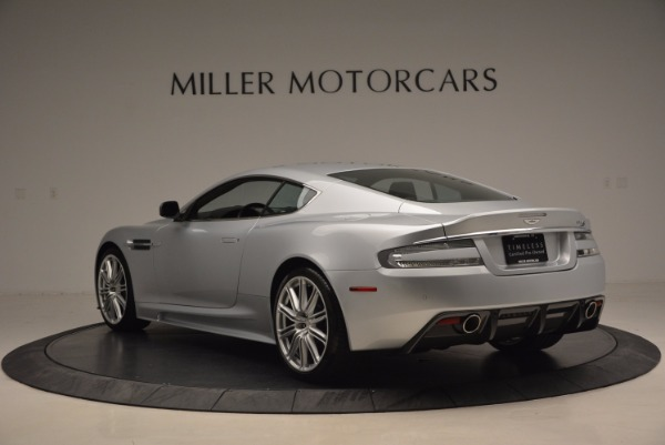 Used 2009 Aston Martin DBS for sale Sold at Bugatti of Greenwich in Greenwich CT 06830 5