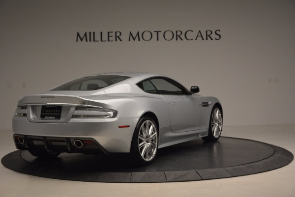 Used 2009 Aston Martin DBS for sale Sold at Bugatti of Greenwich in Greenwich CT 06830 7