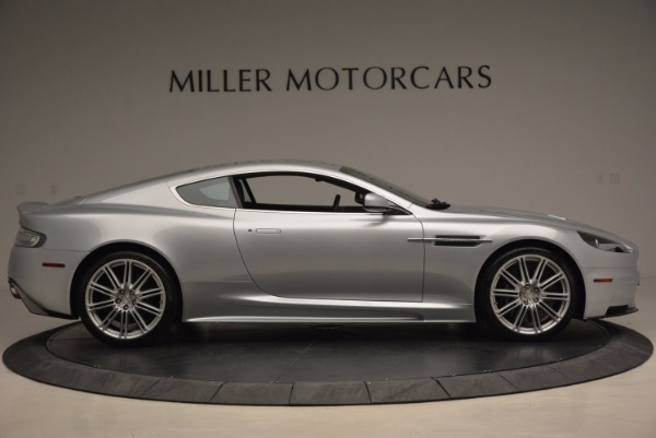 Used 2009 Aston Martin DBS for sale Sold at Bugatti of Greenwich in Greenwich CT 06830 9