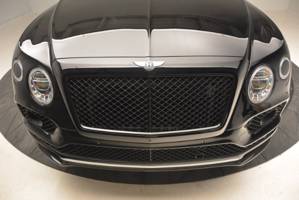 New 2018 Bentley Bentayga Black Edition for sale Sold at Bugatti of Greenwich in Greenwich CT 06830 14