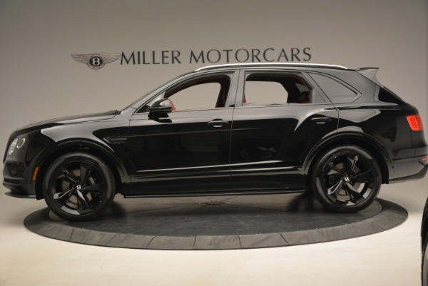 New 2018 Bentley Bentayga Black Edition for sale Sold at Bugatti of Greenwich in Greenwich CT 06830 4