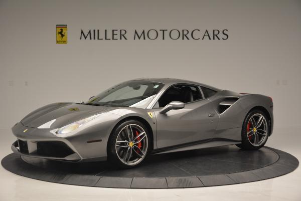 Used 2016 Ferrari 488 GTB for sale Sold at Bugatti of Greenwich in Greenwich CT 06830 2