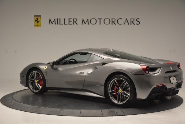 Used 2016 Ferrari 488 GTB for sale Sold at Bugatti of Greenwich in Greenwich CT 06830 4