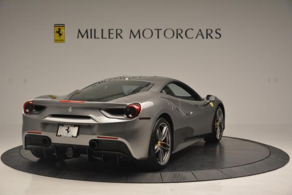 Used 2016 Ferrari 488 GTB for sale Sold at Bugatti of Greenwich in Greenwich CT 06830 7