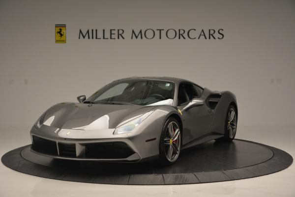 Used 2016 Ferrari 488 GTB for sale Sold at Bugatti of Greenwich in Greenwich CT 06830 1
