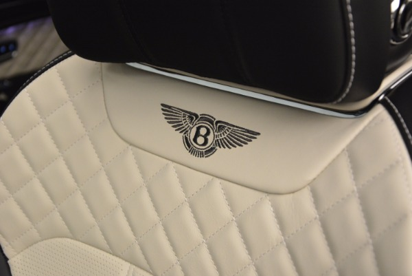 New 2018 Bentley Bentayga Signature for sale Sold at Bugatti of Greenwich in Greenwich CT 06830 27