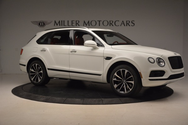 New 2018 Bentley Bentayga Onyx for sale Sold at Bugatti of Greenwich in Greenwich CT 06830 10