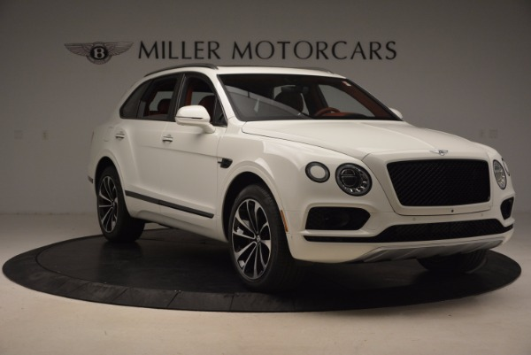 New 2018 Bentley Bentayga Onyx for sale Sold at Bugatti of Greenwich in Greenwich CT 06830 11