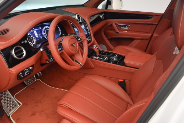 New 2018 Bentley Bentayga Onyx for sale Sold at Bugatti of Greenwich in Greenwich CT 06830 26
