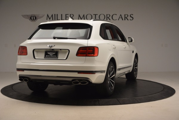 New 2018 Bentley Bentayga Onyx for sale Sold at Bugatti of Greenwich in Greenwich CT 06830 7