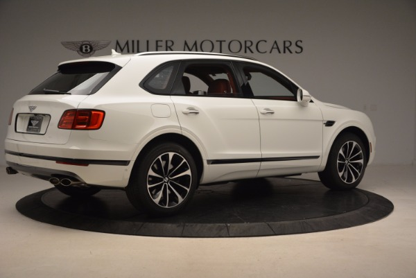 New 2018 Bentley Bentayga Onyx for sale Sold at Bugatti of Greenwich in Greenwich CT 06830 8