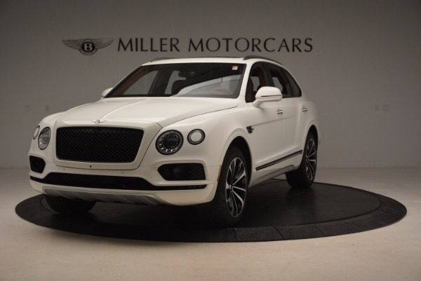 New 2018 Bentley Bentayga Onyx for sale Sold at Bugatti of Greenwich in Greenwich CT 06830 1