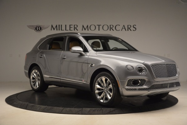 New 2018 Bentley Bentayga for sale Sold at Bugatti of Greenwich in Greenwich CT 06830 10