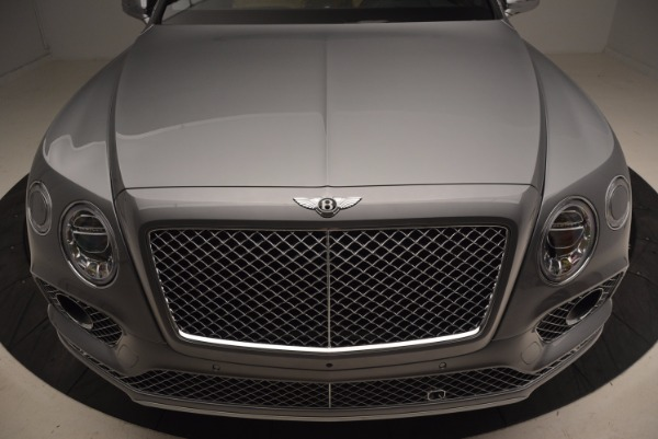 New 2018 Bentley Bentayga for sale Sold at Bugatti of Greenwich in Greenwich CT 06830 13