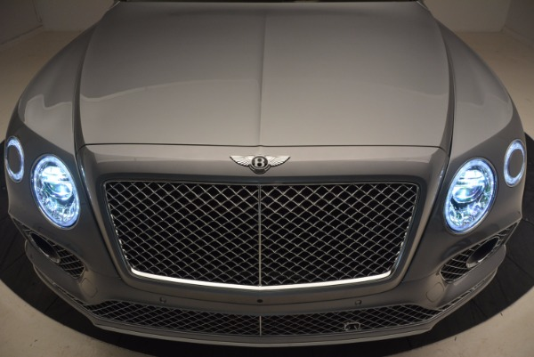 New 2018 Bentley Bentayga for sale Sold at Bugatti of Greenwich in Greenwich CT 06830 14