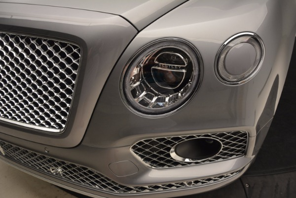 New 2018 Bentley Bentayga for sale Sold at Bugatti of Greenwich in Greenwich CT 06830 15