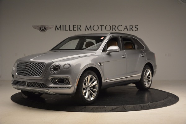 New 2018 Bentley Bentayga for sale Sold at Bugatti of Greenwich in Greenwich CT 06830 2