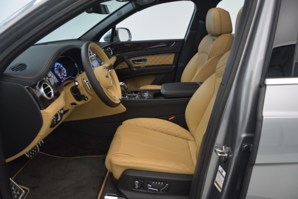 New 2018 Bentley Bentayga for sale Sold at Bugatti of Greenwich in Greenwich CT 06830 27